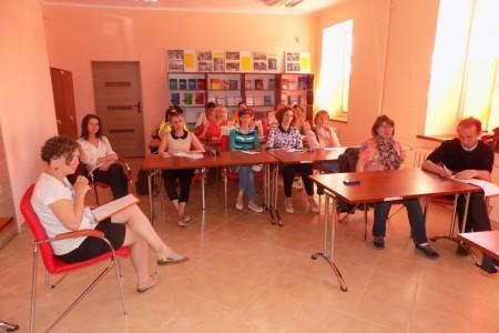 Wizyta studyjna nauczycieli z Obwodu Kaliningradzkiego