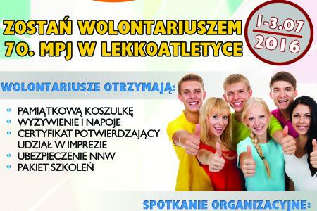 Wolontariat w Ośrodku Sportu i Rekreacji w Suwałkach